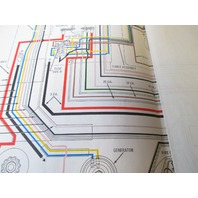 1965 Evinrude & Johnson Outboard Wiring Diagrams 40-90 Hp ...