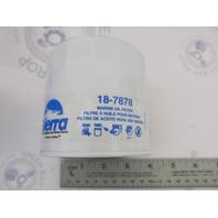 18-7878 Sierra Oil Filter for Short Ford Inboards & Sterndrives