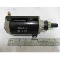 586279 585056 OMC Starter Motor Evinrude Johnson 40-50HP, 2 Cylinder