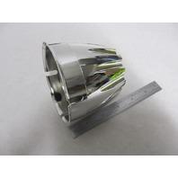 "D&D Machine RV Boat Trailer Wheel Hub Center Plastic Cap 3.7"""