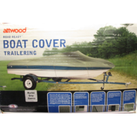 "17718 Attwood 17' x 6"" x 95"" Beam Road Ready Boat Cover"