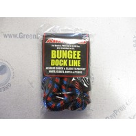 AIRHEAD BUNGEE DOCK  ROPE LINE-6' - Stretches to 9' AHDL-6
