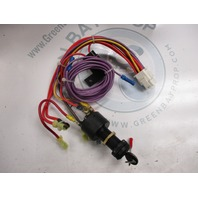 Marine Boat Sterndrive Ignition Switch and Key