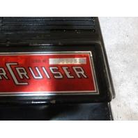 1547-5523A18 Mercruiser 1970-1977 Upper Unit Gear Case 1.65R 165 HP