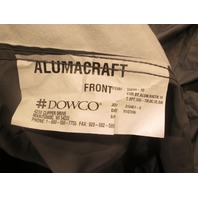 30630-00 Alumacraft Navigator 185 Sport Grey Boat Cover W/O Support Pole 2005-06