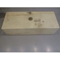 """Marine Plastic Boat Gas Tank  37"""" x 15.25"""" x 10.5"""" 24 Gal"""