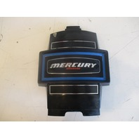 Mercury Outboard Thunderbolt 4 Cylinder Blue Decal Black Front Cowling Cover