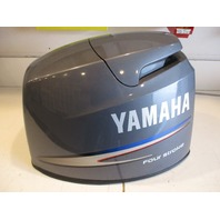 62P-42610-00-4D 6D6 Yamaha Outboard Motor Cover Cowl 75 80 90 100 HP   2002-2014
