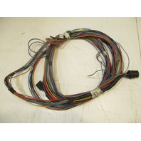OMC Stringer Chevy V8 20' Engine to Dash Wire Harness 1985