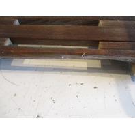 "Marine Boat Teak Wood Swim Platform  21"" x 14"""