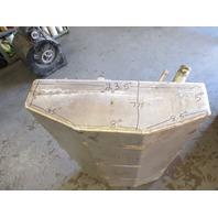 "Aluminum Marine Boat Gas Tank 30 Gallon 45.5"" x 23.5"" x 7.75"""