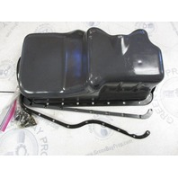 0913662 OMC Cobra Ford 2.3L 4 Cyl Stern Drive Oil Pan 913662 914502 914503