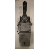 HONDA 06240-ZW5-U40 SINGLE ENGINE TOP MOUNT BOAT REMOTE CONTROL FOR PARTS ONLY