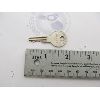 Bombardier BRP Ignition Switch Key PK698 for Ski-Doo Snowmobiles