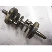 0378189 378189 OMC Evinrude Johnson 75 HP V4 Outboard Crankshaft