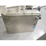 "Aluminum Marine Boat Gas Fuel Tank 19 Gallon 30"" x 24.25"" x 6"""