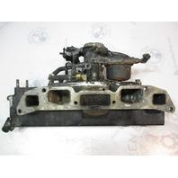 48469 Mercruiser Stern Drive Renault Exhaust Manifold & Carb 80 HP I/L4 1966-69