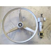 OMC Stringer 1968 Mechanical Boat Steering  Kit 0311275 0380178 0311272