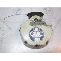 0980758 OMC Stringer Upper Gearcase Exhaust Housing Cover