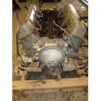 3914636 GM Chevy Small Block Engine 307 V8 OMC 1968 Motor