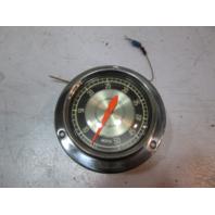 Vintage Airguide Contralog Speedometer 50 MPH 4 in Diameter