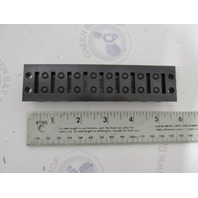 M-428 Cole Hersee Marine Double Row Terminal Block 8 Gang