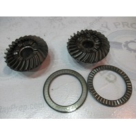0987670 OMC Cobra Lower Unit Forward Reverse Gear Set 1992 1993 0915273