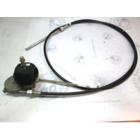 SSC7214 Teleflex 14' Rotary Boat Steering Cable and Helm