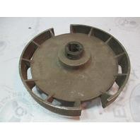 "305822 OMC Evinrude Johnson Outboard Load Test Wheel Tool Prop 9"" Diameter"