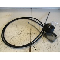 SSC7214 Teleflex 14' Rotary Marine Boat Steering Cable and Helm