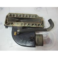 F695866 Force L-Drive Exhaust Manifold 85 90hp 1989 1990 FK695866