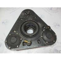 F695212 Force L-Drive 85 90 120 Hp Steering Mount & Transom Plate 1989-1992