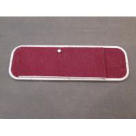 "Boat Floor Deck Ski Hatch Cover & Aluminum Frame 14"" X 46 1/4"""