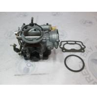 0984180 OMC 2 Barrel Rochester 2 Jet Rebuilt Carburetor Assembly 17086064 NLA