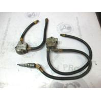 23009A1 Mercury Kiekhaefer Outboard Upper & Lower Fuel Pumps 30269A2