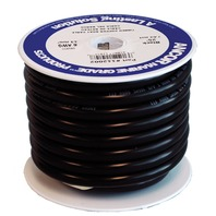 BATTERY CABLE WIRE-6 Ga. Black, 25'