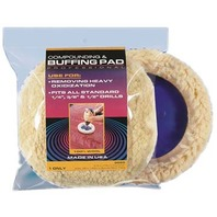 SM Arnold Consumer Boat/Car COMPOUNDING/BUFFING PAD