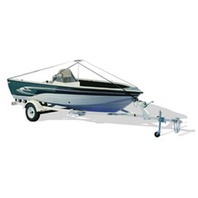 DELUXE BOAT COVER SUPPORT SYSTEM-For Boats up to 22'
