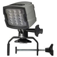 ATTWOOD XFS MULTI-FUNCTION LED SPORT LIGHT-XFS LED Sport Light, Gray