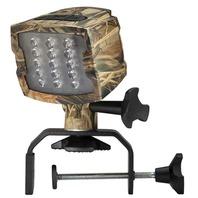 ATTWOOD XFS MULTI-FUNCTION LED SPORT LIGHT-XFS LED Sport Light, Realtree Max 4 Camo