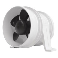 "TURBO 4000 SERIES II BLOWER-4"" Water resistant Blower, 12V, White"