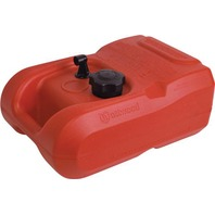 "ATTWOOD EPA/CARB COMPLIANT PORTABLE FUEL TANKS-3 Gallon, 11.45""W x 16.55""L x 7.3""H"