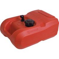 "ATTWOOD EPA/CARB COMPLIANT PORTABLE FUEL TANK 6 Gallon, 13.5""W x 19.82""L x 9.16""H"
