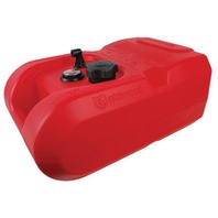 "ATTWOOD EPA/CARB COMPLIANT PORTABLE FUEL TANKS-6 Gallon with Fuel Gauge, 13.5""W x 19.82""L x 9.16""H"