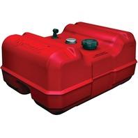 ATTWOOD EPA/CARB COMPLIANT PORTABLE FUEL TANK-12 Gallon w/Fuel Gauge, Low Profile