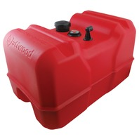 ATTWOOD EPA/CARB COMPLIANT PORTABLE FUEL TANK-12 Gallon with Fuel Gauge