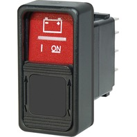 REMOTE CONTROL CONTURA SWITCH-For ML Series Solenoids, Mom On-Off-Mom On, SPDT