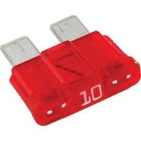 ATO/ATC BLADE FUSE-ATO/ATC Fuse, 10 Amp, 2-Pack