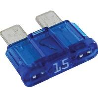 ATO/ATC BLADE FUSE-ATO/ATC Fuse, 15 Amp, 2-Pack