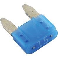 ATM MINI BLADE FUSES-ATM Fuse, 15 Amp, 2-Pack